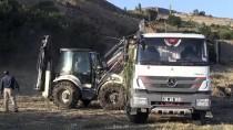 ERCAN ÖTER - Kayıp Sedanur'un Köyündeki Sazlık Alan Tekrar Arandı
