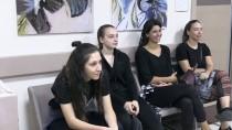 FEDAKARLıK - Kayseri Basketbol Sporcuları Sağlık Kontrolünden Geçti