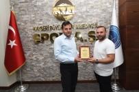 GAZILER - Kayseri Büyükşehir Belediyesi Spor A.Ş., 'Tüm Gazilerimize Şükranlarımızı Sunarız'