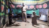 İMAM HUMEYNI - Kerbela Şehitleri İran'da Anıldı