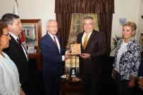 Kılıçdaroğlu'ndan Başkanı Kesimoğlu'na Teşekkür