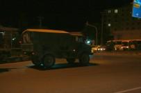 ÖNCÜPINAR - Kilis'ten Askeri Sevkıyat Sürüyor