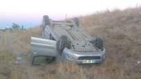 Kırıkkale'de Trafik Kazası Açıklaması 5 Yaralı