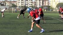 DÜNYA ŞAMPİYONASI - Korumalı Futbol Milli Takımı Yalova'da Kamp Yapıyor