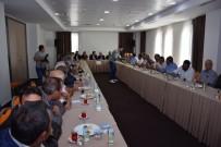 GRUP BAŞKANVEKİLİ - Lapseki Köylere Hizmet Götürme Birliği Olağan Meclis Toplantısı Yapıldı