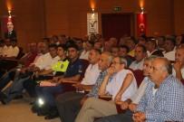 MUSTAFA AYDıN - Manavgat'ta Okul Servisi Şoförlerine Seminer
