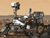 MÜHENDISLIK - Mars keşif aracı Curiosity operasyonlarına ara verdi