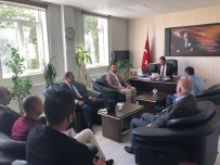MEHMET ERDEM - MHP'den Yerel Seçimler Öncesi Arapgir'e Çıkarma
