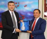 ERCIYES - MHP Kayseri Milletvekili Ersoy, ERÜ Rektörü Çalış'ı Ziyaret Etti