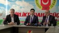 İSMAIL ÖZDEMIR - Milletvekili Özdemir Açıklaması 'Seçimlere Yarın Yapılacakmış Gibi Hazırız'