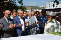 MUSTAFA SAVAŞ - Milletvekili Savaş'ın Halası Toprağa Verildi