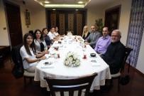 VİTRİN - 'Müzedeyim' Dediler, Başkanla Buluştular