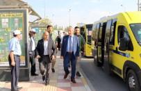 TOPLU TAŞIMA - Okul Servisleri Ve Toplu Taşımaya Sıkı Denetim