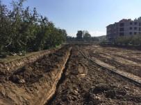 BEYKÖY - Otogar Beyköy Arasına İçme Suyu Hattı Çekildi