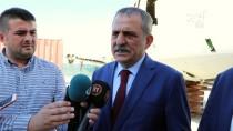 İÇİŞLERİ BAKANI - Pistten Çıkan Uçak Yomra Belediyesine Teslim Edildi