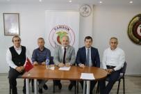 BASIN TOPLANTISI - Prof. Dr. Adıyaman Açıklaması 'Kamil Furtun'un Katili Hak Ettiği Cezayı Aldı'