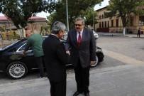 KARS VALISI - Rusya Ankara Büyükelçisi Kars'ta