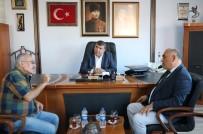 ERDEMIR - Şahin, Türk Metal'den Destek İstedi