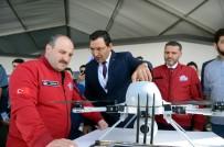TEKNOLOJI - Sanayi Ve Teknoloji Bakanı Varank, TEKNOFEST'te Stantları Gezdi
