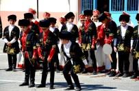 HALK OYUNLARI - Sarıgöl'de İlköğretim Haftası Kutlamaları
