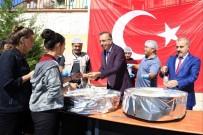 NEVŞEHİR BELEDİYESİ - Seçen, Nevşehir Lisesi Geleneksel 5.Aşure Günü Etkinliğine Katıldı