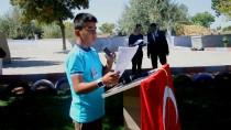 JANDARMA KOMUTANI - Şehit Pilot Yasin Boy'un Adı Okulda Yaşıyor
