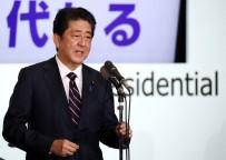 BAŞBAKANLIK - Shinzo Abe'ye 3 yıl daha görev