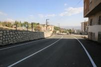 SICAK ASFALT - Şırnak Belediyesinin Asfaltlama Çalışmaları Devam Ediyor