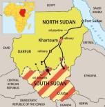 GÜNEY SUDAN - Sudan Ve Güney Sudan, Yeni Boru Hattı Anlaşması İmzaladı