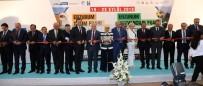 SEYFETTIN AZIZOĞLU - Tarım Ve Hayvancılık Fuarı Erzurum'da Açıldı