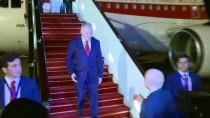 ÇEK CUMHURIYETI - TBMM Başkanı Binali Yıldırım Azerbaycan'da