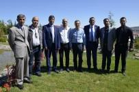 Tepebaşı Belediyesi'nden Şehit Ve Gazi Aileleri Onuruna Yemek