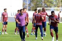 ALANYASPOR - Trabzonspor'da, Geçen Sezon Endişesi