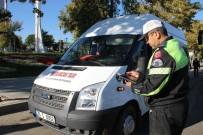 CEMAL GÜRSEL - Trafik Ekiplerinden Öğrenci Servislerine Sıkı Denetim