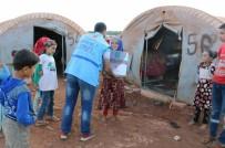 SELAHATTIN EYYUBI - Türkiye Diyanet Vakfından Suriye'ye Yardım Eli