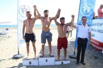AK PARTİ İLÇE BAŞKANI - Türkiye Plaj Güreşi Şampiyonası Sona Erdi