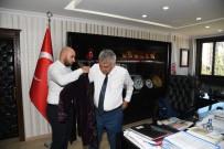 AFRİN - Türkmenlerden Başkan Günaydın'a Selam Ve Teşekkür