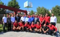 UŞAKSPOR - UTAŞ Uşakspor Futbolcular Sağlıklı Yaşam Ve Gençlik Merkezinde