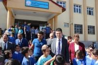 TOPLANTI - Varto Kaymakamı Erkan Kaçmaz'dan Okul Ziyareti