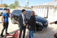 UZMAN ÇAVUŞ - Varto Kaymakamı Kaçmaz'dan Gazi Ve Şehit Ailelerine Ziyaret