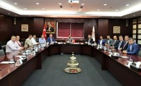 TEKNOLOJI - Venezuela Ankara Büyükelçisi Ve Romanya Soimuş Belediye Başkanı'ndan GTO'ya Ziyaret
