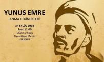 ULUPıNAR - Yunus Emre Kırşehir Ve Aksaray Valilikleri Ortak Programı İle Anılacak
