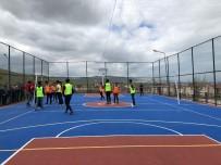 MUSTAFA NECATİ - Açık Spor Sahalar Çocuk Ve Gençleri Hizmetinde