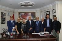 AK PARTİ İLÇE BAŞKANI - Ak Parti Proje Heyeti'nden Torbalı'ya Övgü