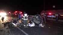 Aksaray'da Trafik Kazası Açıklaması 2 Ölü