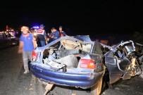 CUMHURİYET SAVCISI - Aksaray'da Zincirleme Trafik Kazası Açıklaması 2 Ölü