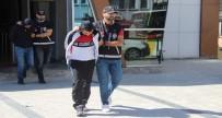 HIRSIZLIK BÜRO AMİRLİĞİ - Akü Hırsızları Tahliye Oldukları Cezaevine Döndü