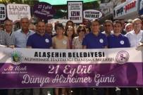 ALZHEİMER HASTALIĞI - Alaşehir Belediyesi'nden Alzheimer Günü Etkinliği
