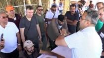 DİYARBAKIR - Almanya'daki Tur Operatörlerinden Zerzevan Kalesi'ne Ziyaret
