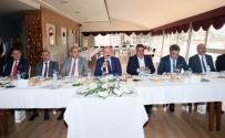 AMASYA VALİSİ - Amasya'nın 5 Yıllık Sektörel Eylem Planı Hazır